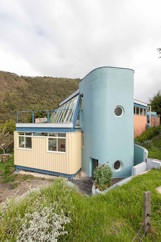 Casa Mondragón Bronstein La Calera 2013