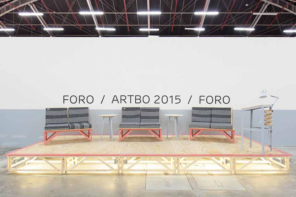 Ambientación general ArtBo 2015