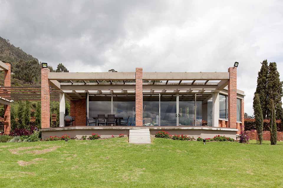 Casa Llano Grande Tenjo 2014