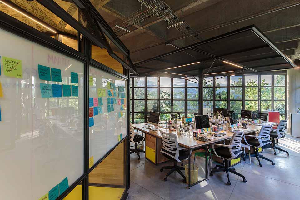Oficinas para el Grupo ImasD