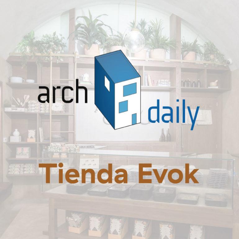 Archdaily Tienda EVOCK Febrero 2018 19e14d186c