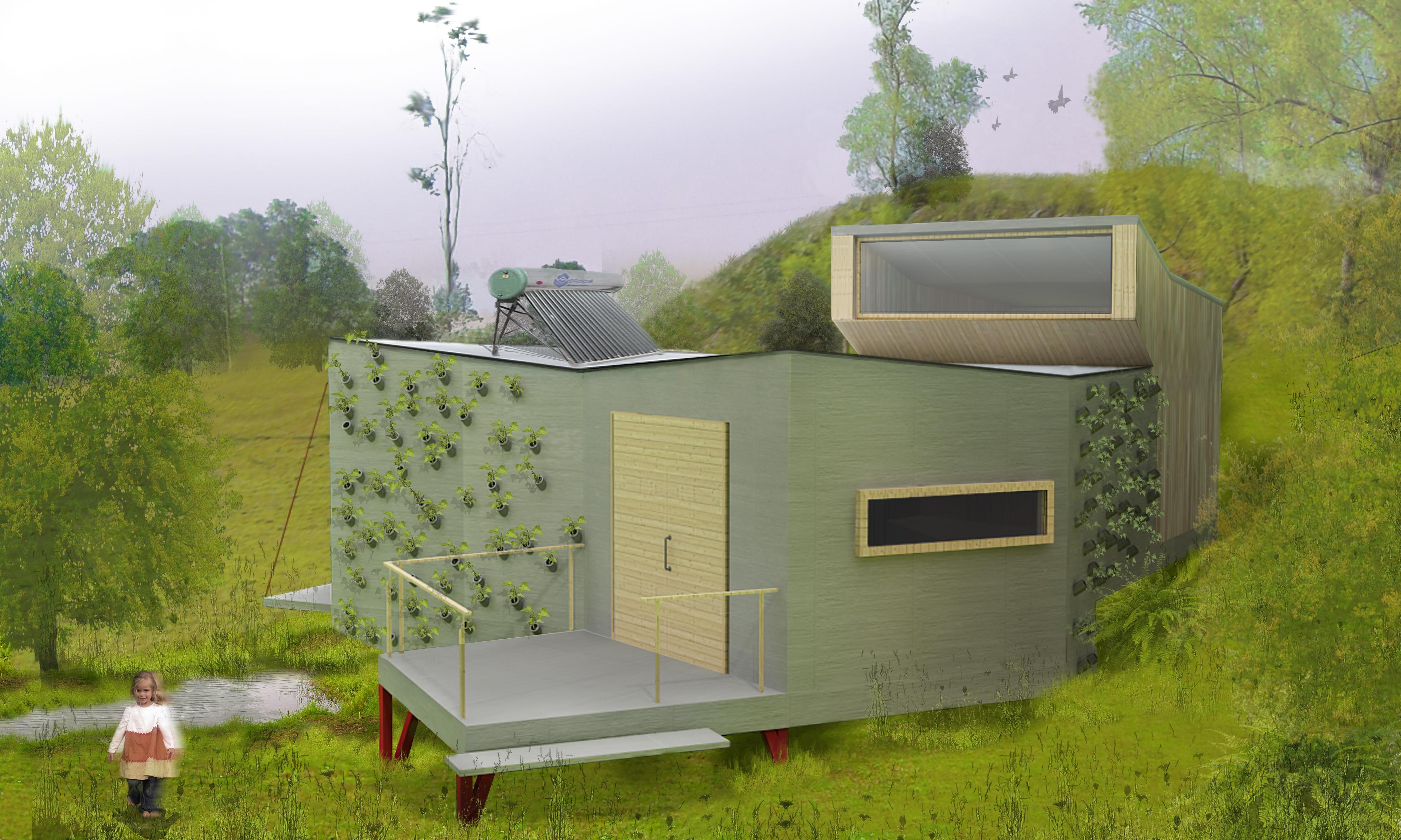 Viviendas Rurales «Maquinas Ecotidianas» Zipacón 2009