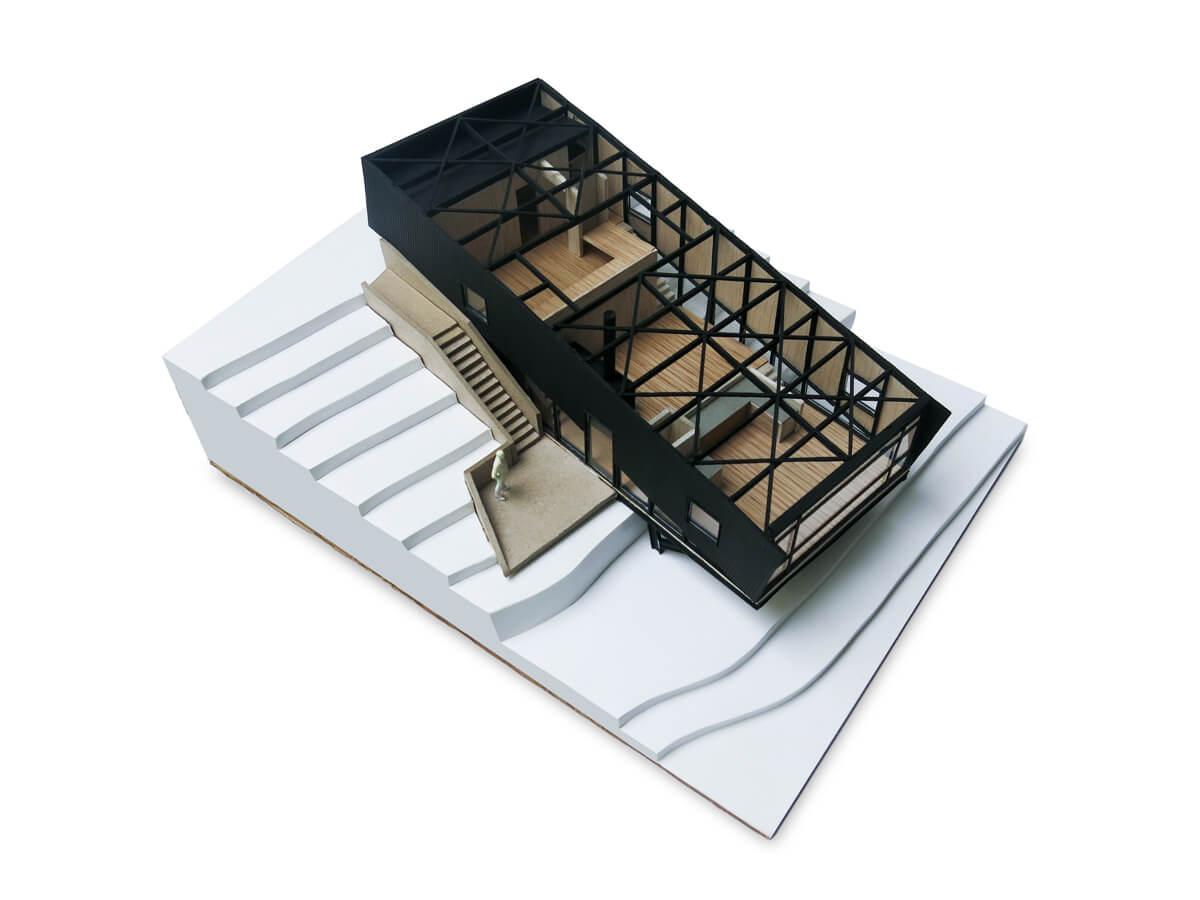 Casa modular La Calera 2019