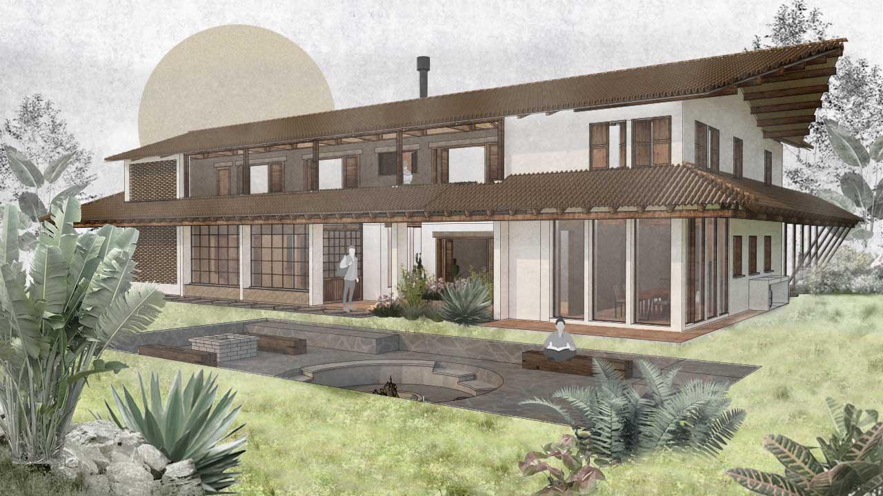 Casa 14 Arcabuco 2019