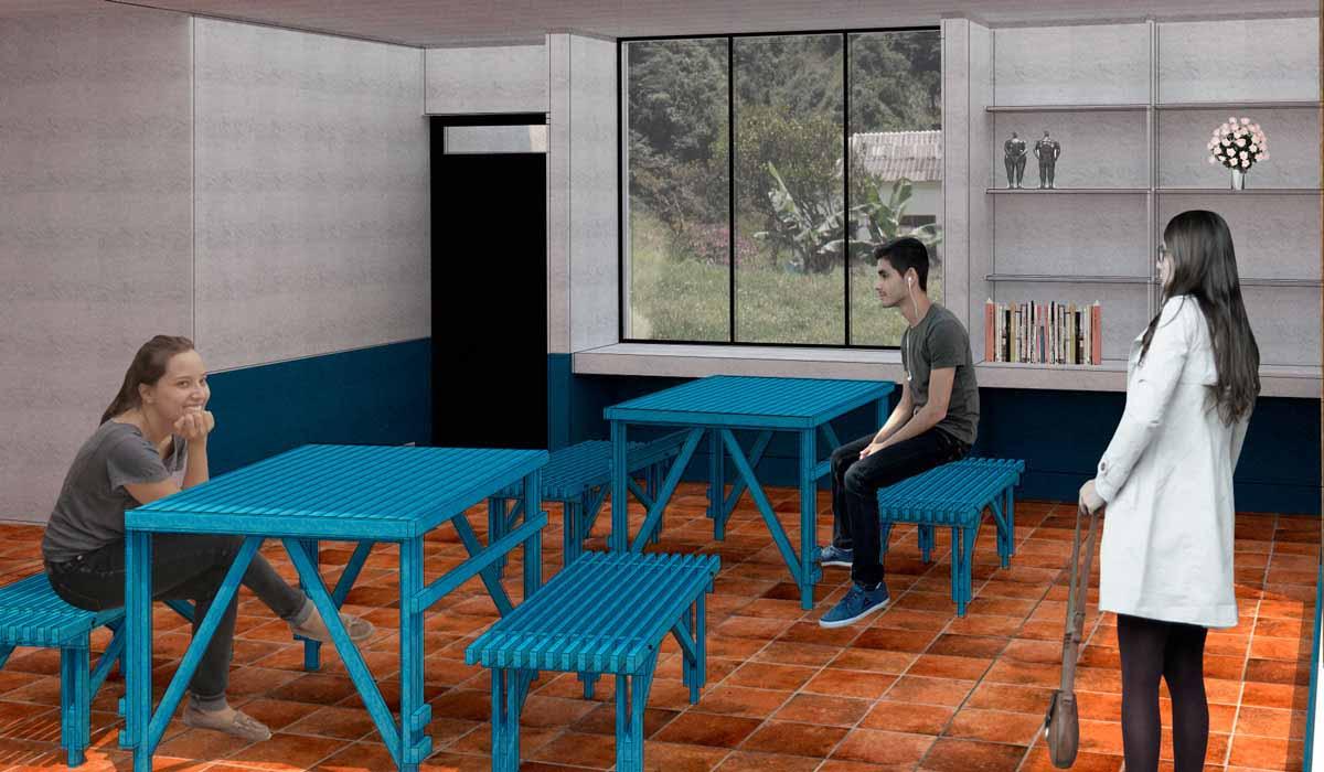 Salón de la memoria, Carmen de Atrato 2020