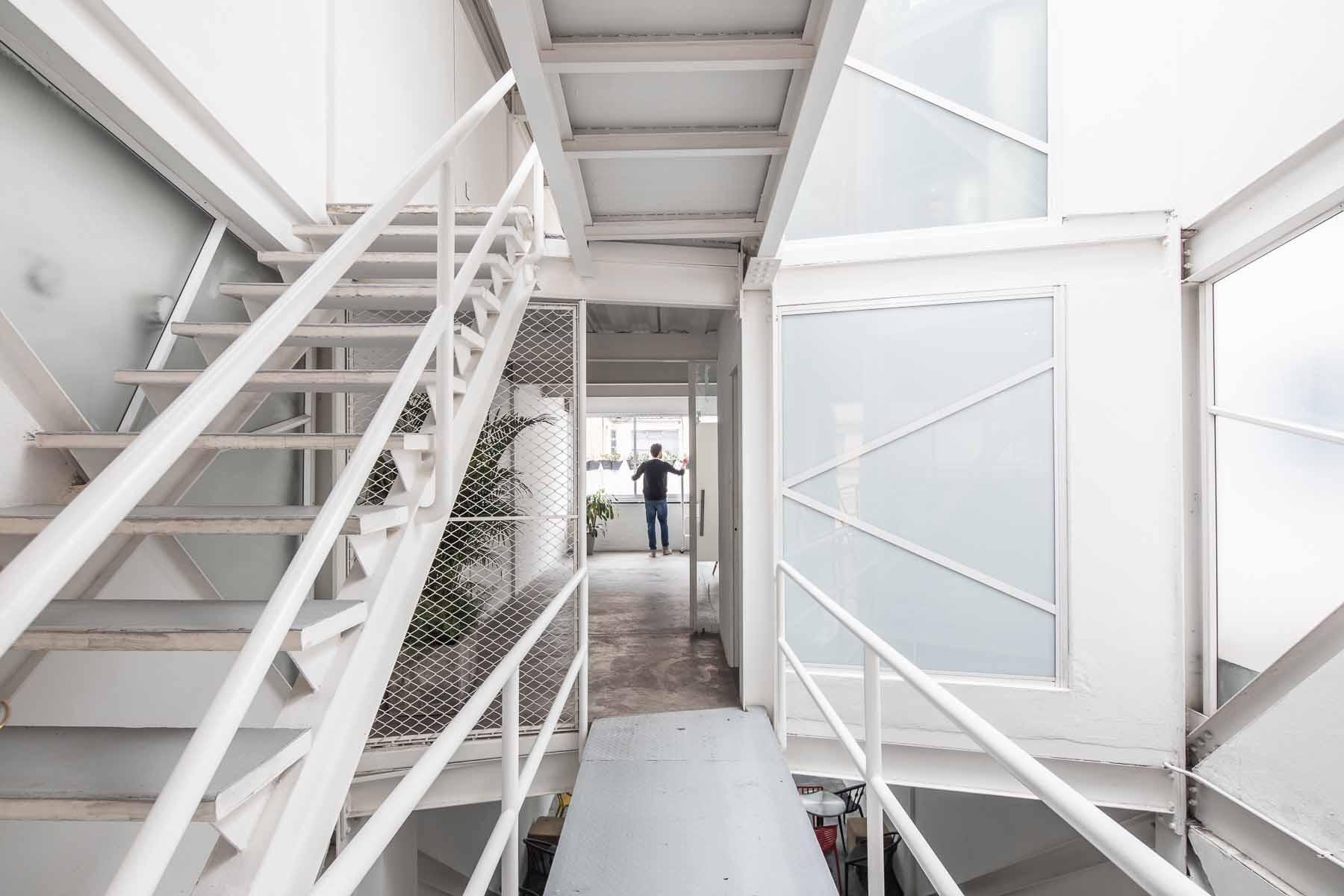 Edificio Espacio en Blanco 2014 – 2020