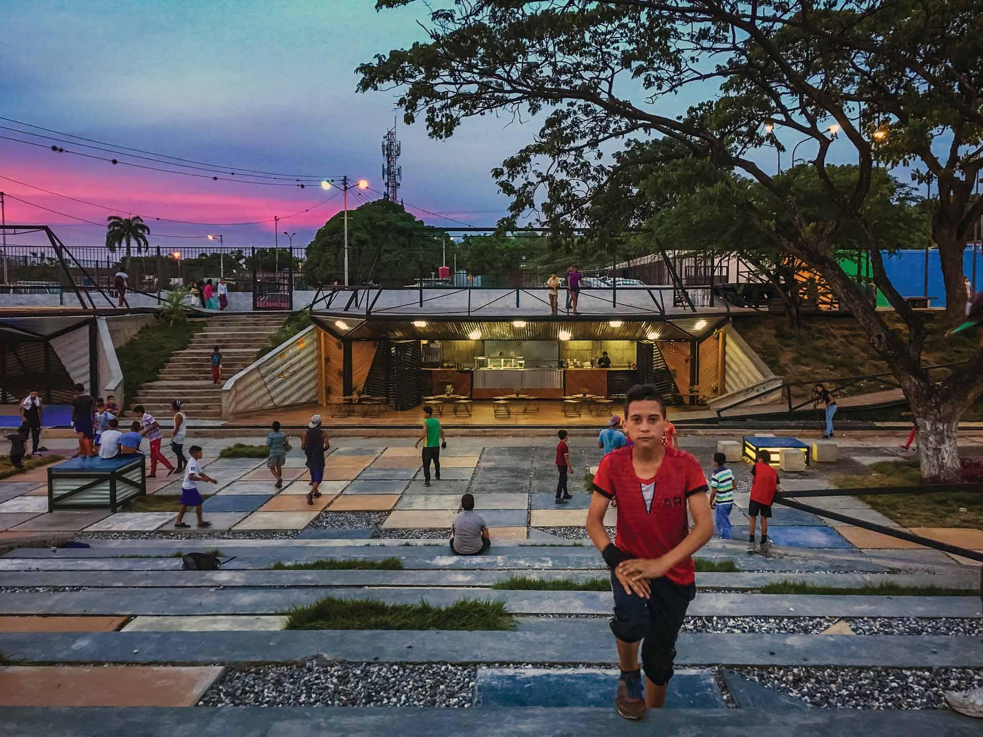 Parque industrial y Cultural Barquisimeto-Venezuela 2015