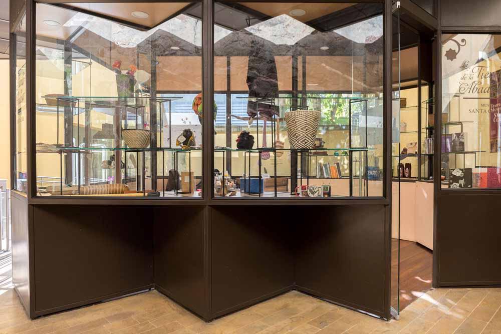 Tienda Museo Santa Clara 2015