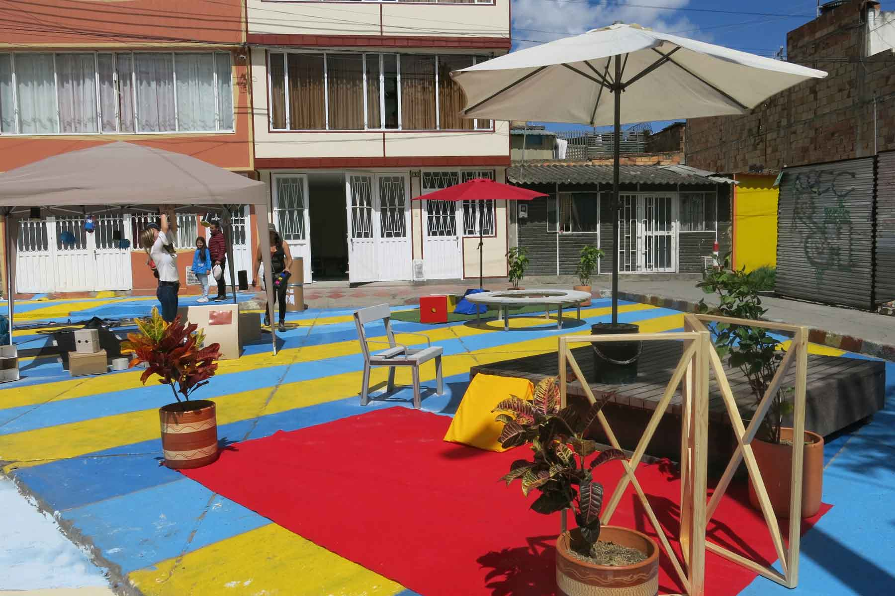 URBAN95 «Crezco con mi Barrio» Secretaría Distrital de Integración Social 2018