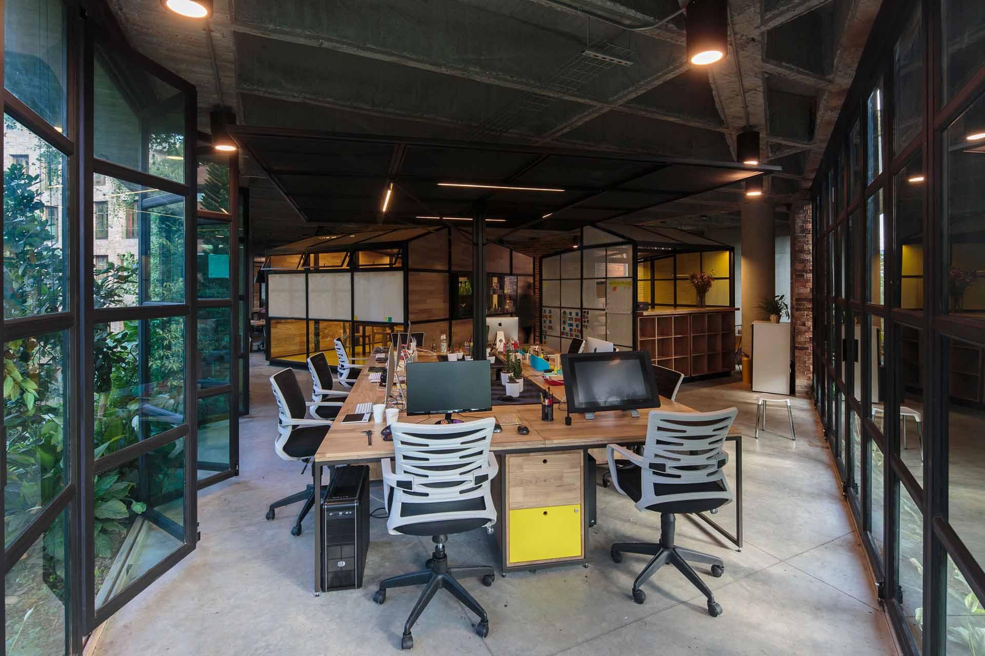Oficinas Grupo ImasD Medellín 2016