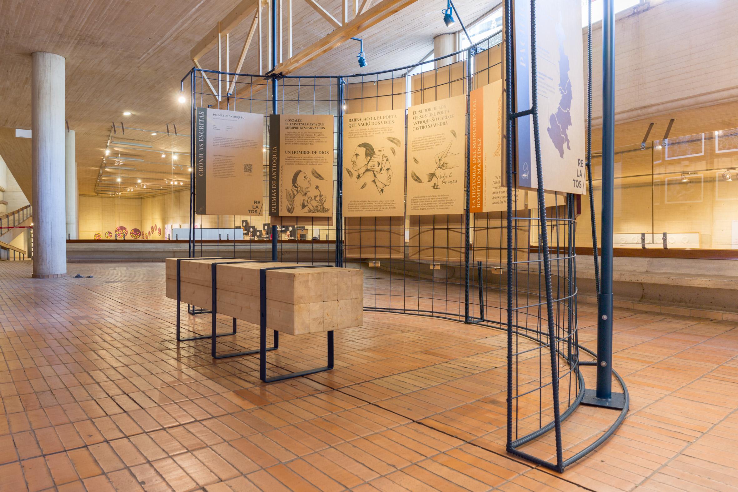 Exposición «Relatos Patrimonio Cultural» Centro Cultural Gabriel García Márquez 2018