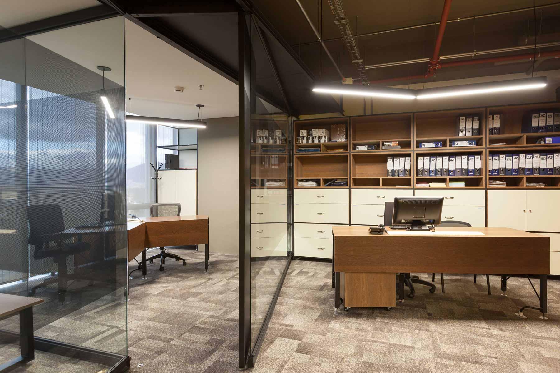 Oficinas Mafel 2017