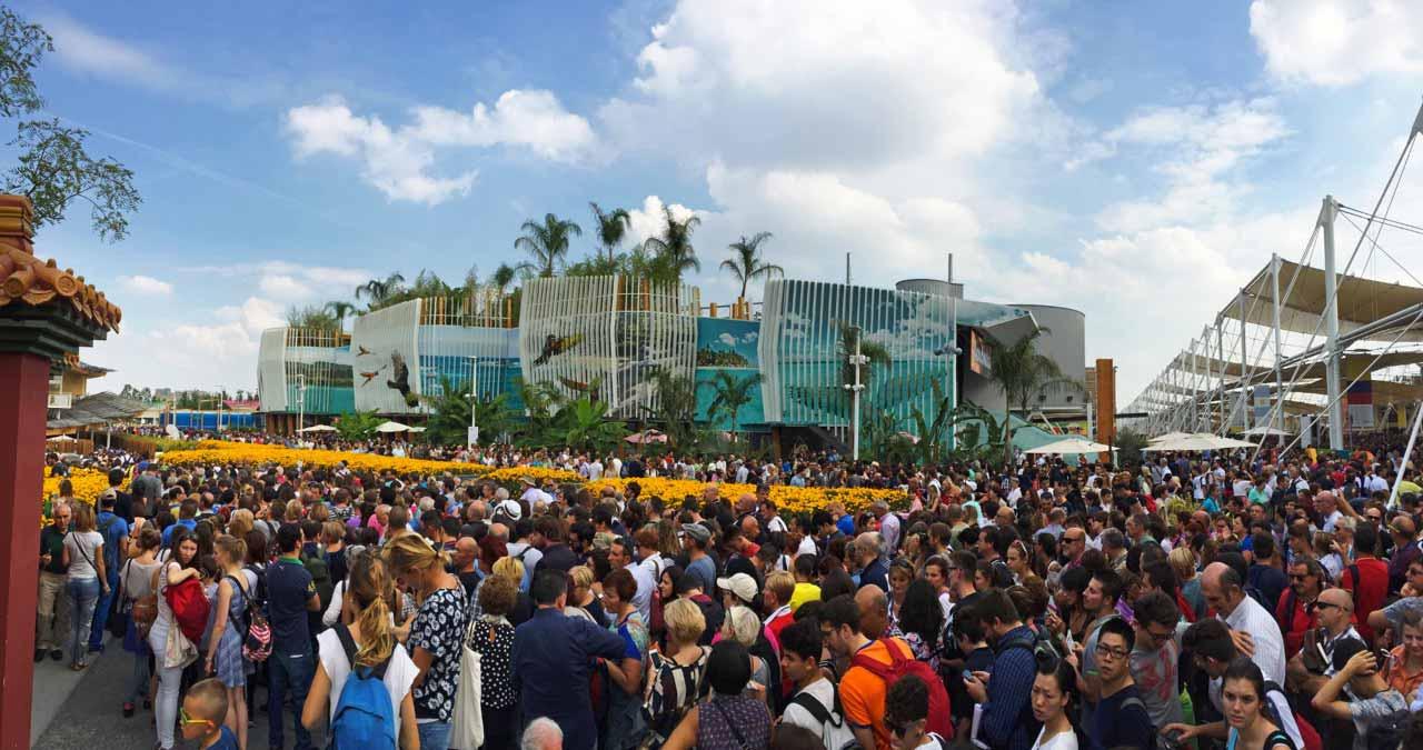 Pabellón Colombia EXPO MILÁN 2015