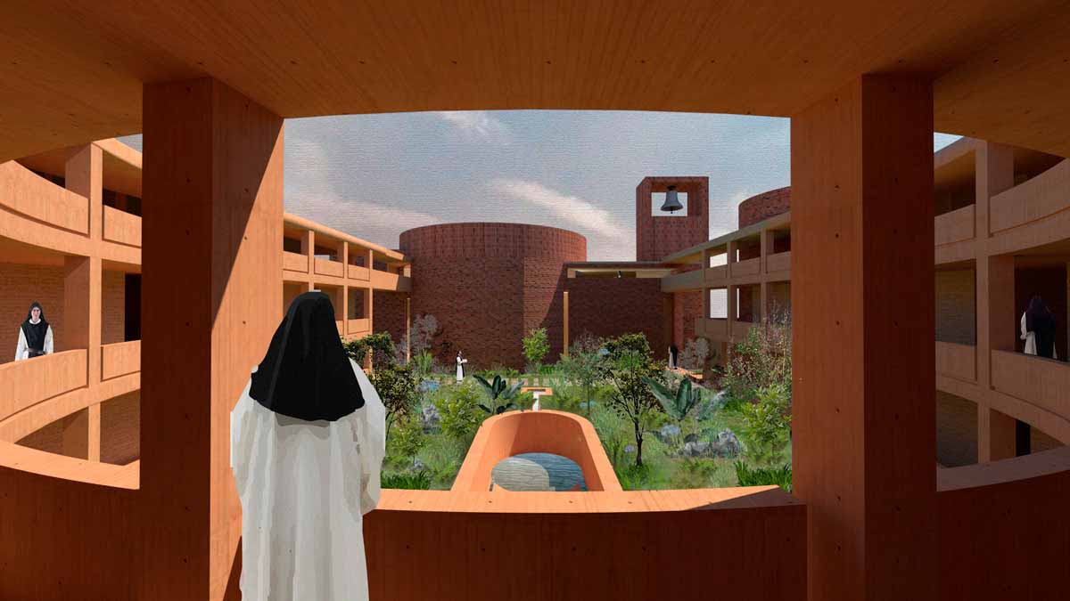 Monasterio Trapense de Nuestra Señora del Rosario de Chiquinquirá 2019